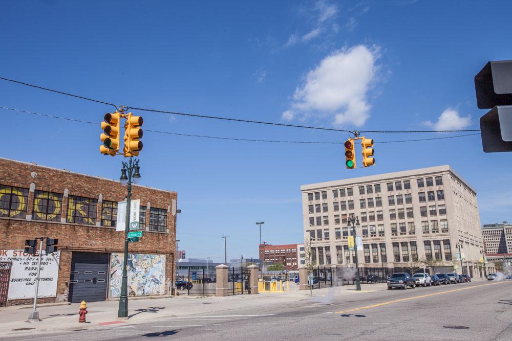 Digital rendering of Fitzgerald Revitalization Project